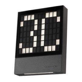 Svietidlo nástenné prisadené - Svetelný zdroj: 60 x LED 3.4W